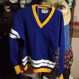 Vintage Kandel virgin wool sweater